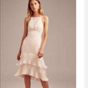 Keepsake Too Close Midi Dress